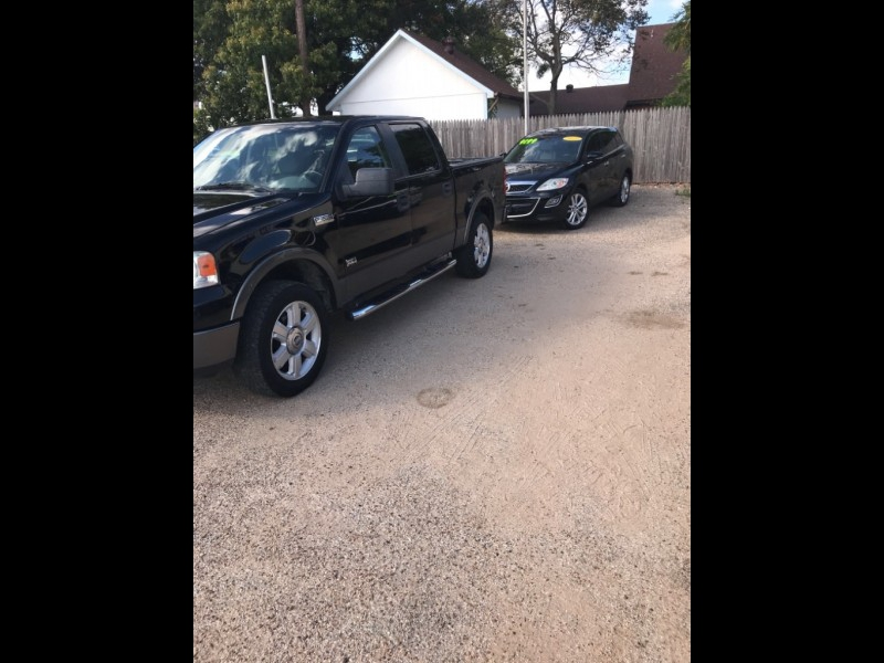 FORD F150 2008 price $8,900
