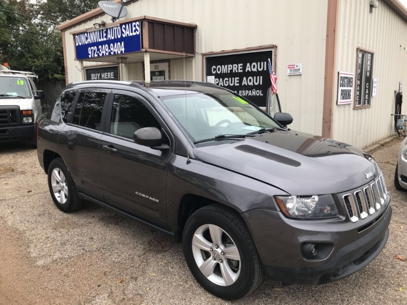JEEP COMPASS 2016 price $10,900