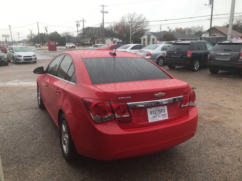 CHEVROLET CRUZE LIMITED 2016 price $6,500