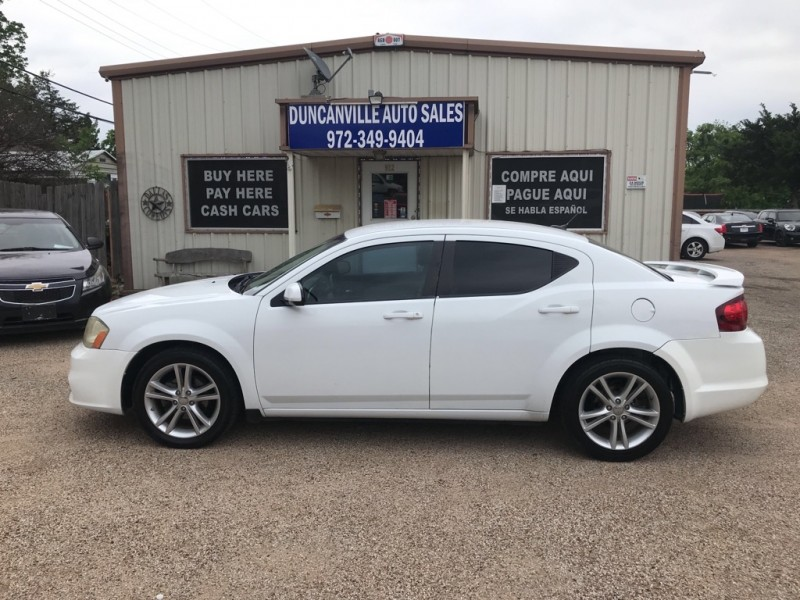 DODGE AVENGER 2013 price $6,900