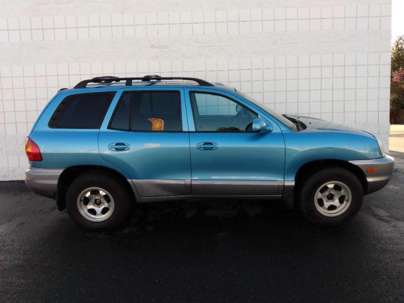 HYUNDAI SANTA FE 2004 price $2,499
