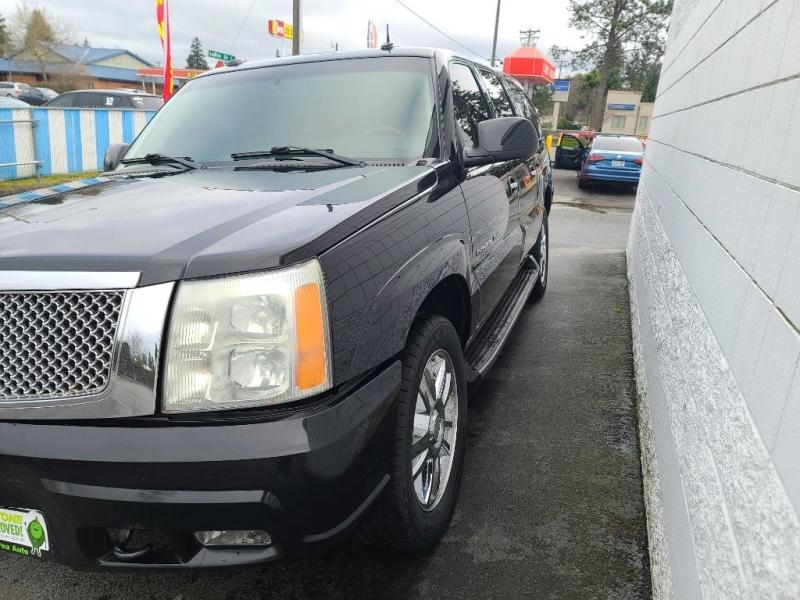 Cadillac ESCALADE ESV 2003 price $2,999