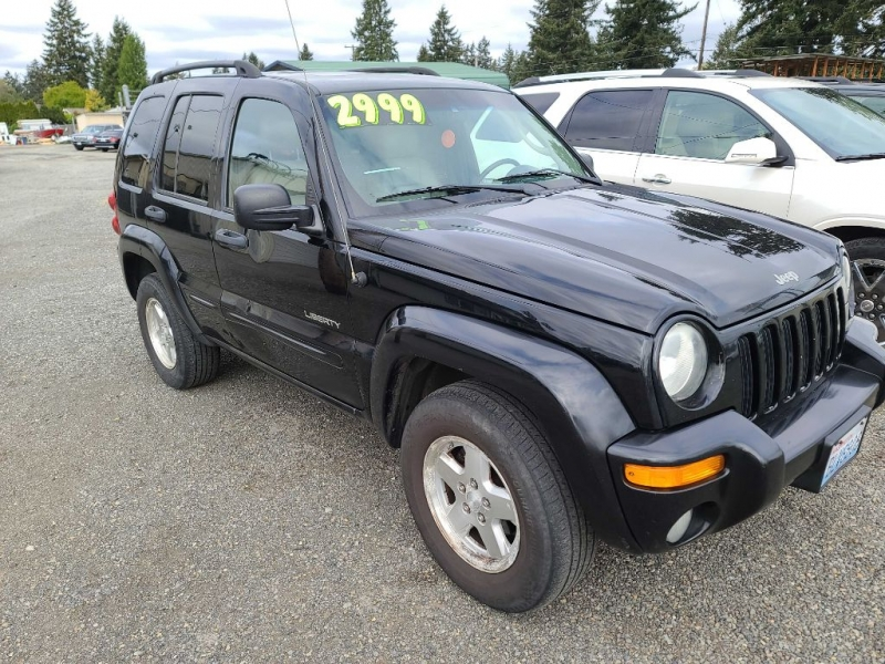 JEEP LIBERTY 2004 price $2,999