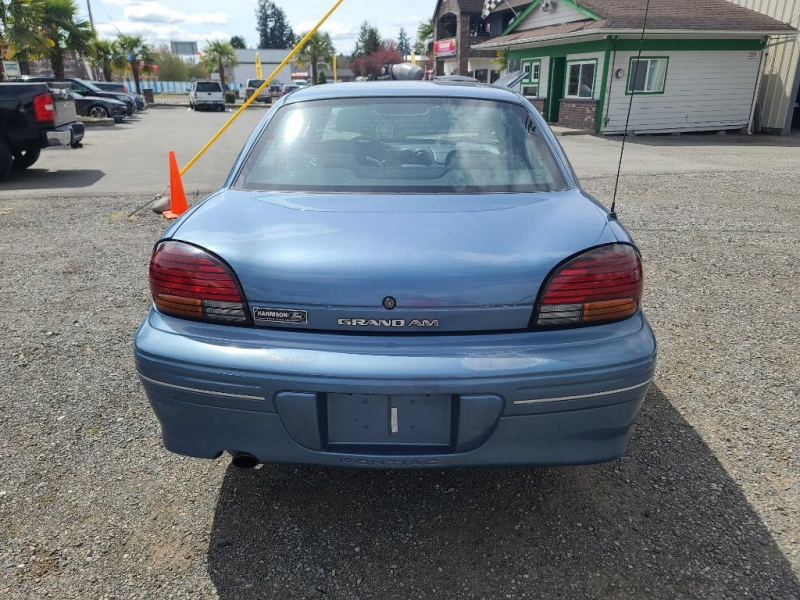 PONTIAC GRAND AM 1997 price $999