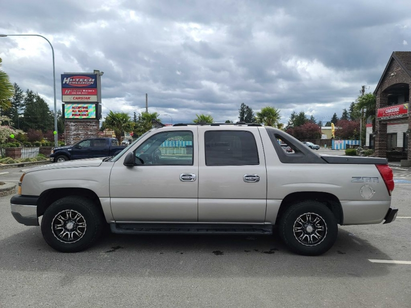 CHEVROLET AVALANCHE 2004 price $7,999