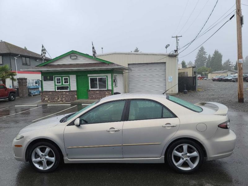 MAZDA MAZDA6 2008 price $3,999