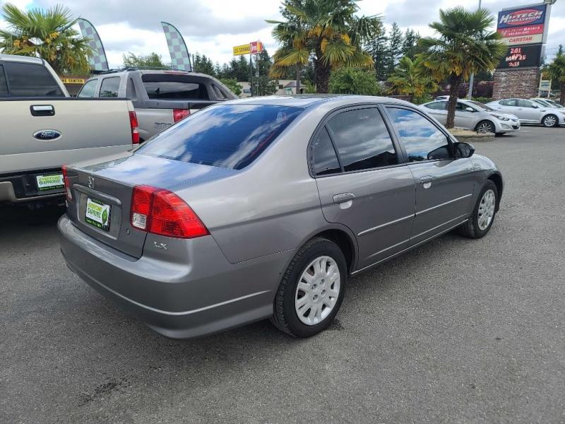 HONDA CIVIC 2005 price $4,999