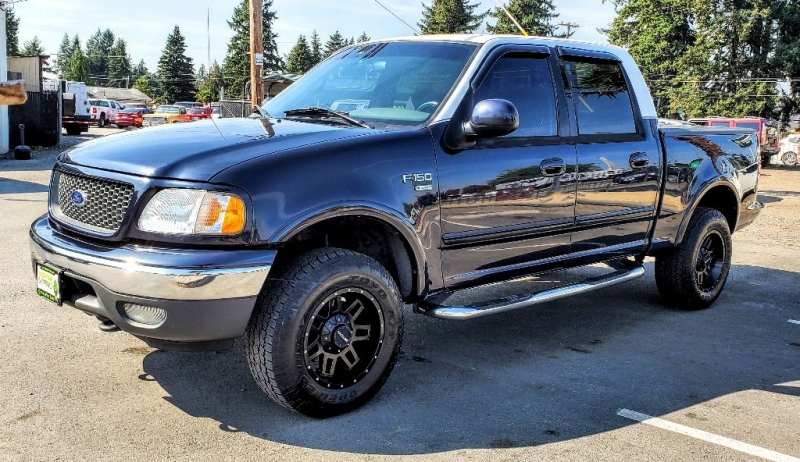 FORD F-150 2001 price $6,999