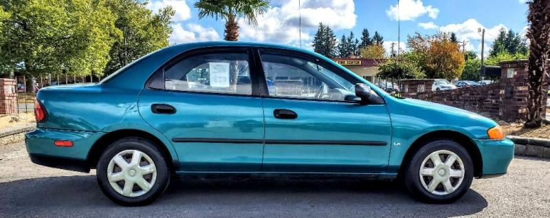 MAZDA PROTEGE 1997 price $1,985
