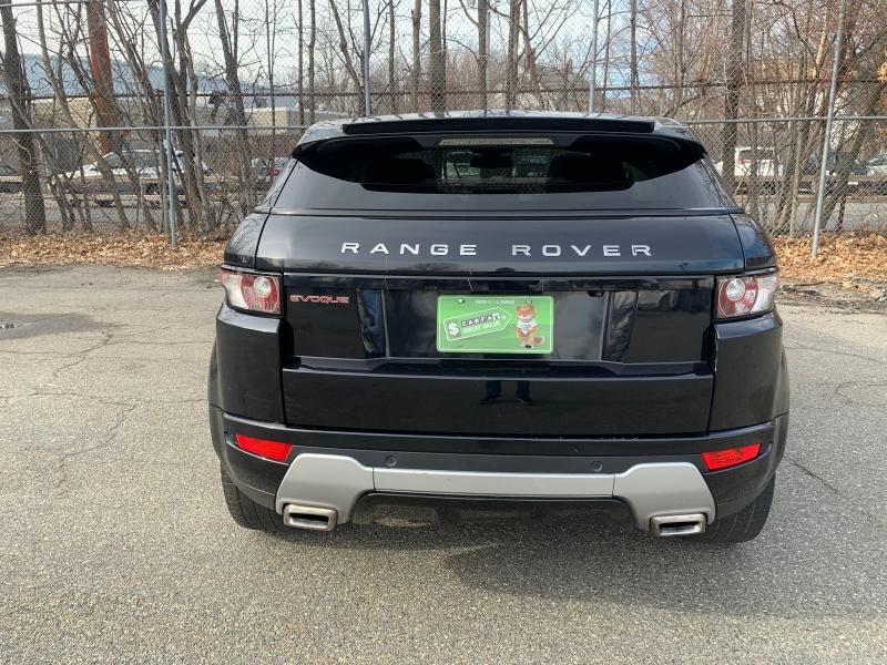 Land Rover Range Rover Evoque 2012 price $17,999