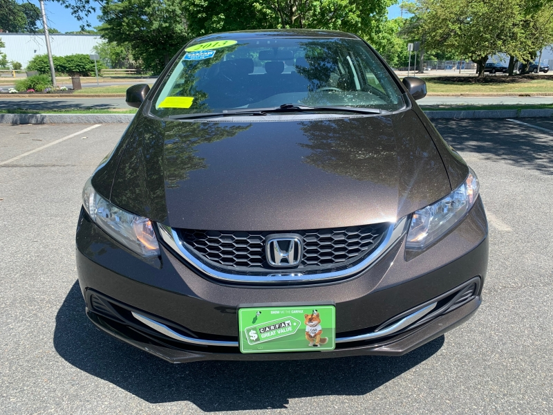 Honda Civic Sdn 2013 price $8,999