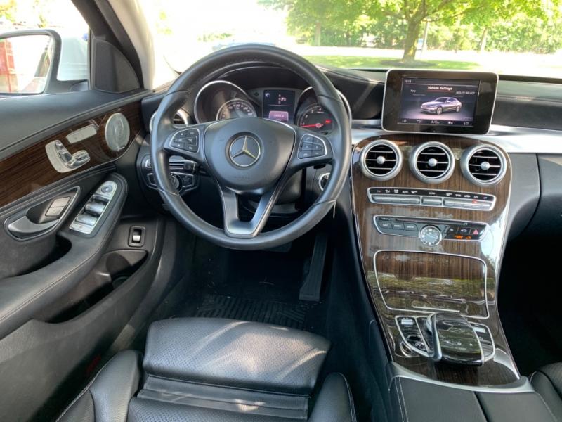 Mercedes-Benz C-Class 2015 price $20,999
