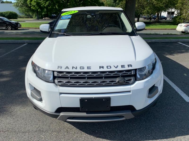 Land Rover Range Rover Evoque 2013 price $18,999