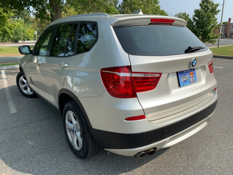 BMW X3 2012 price $9,999