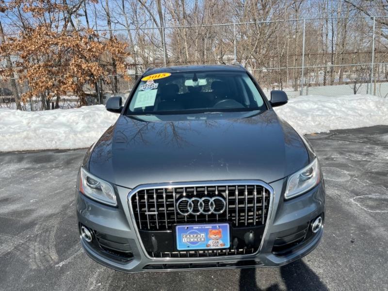 Audi Q5 2015 price $14,999
