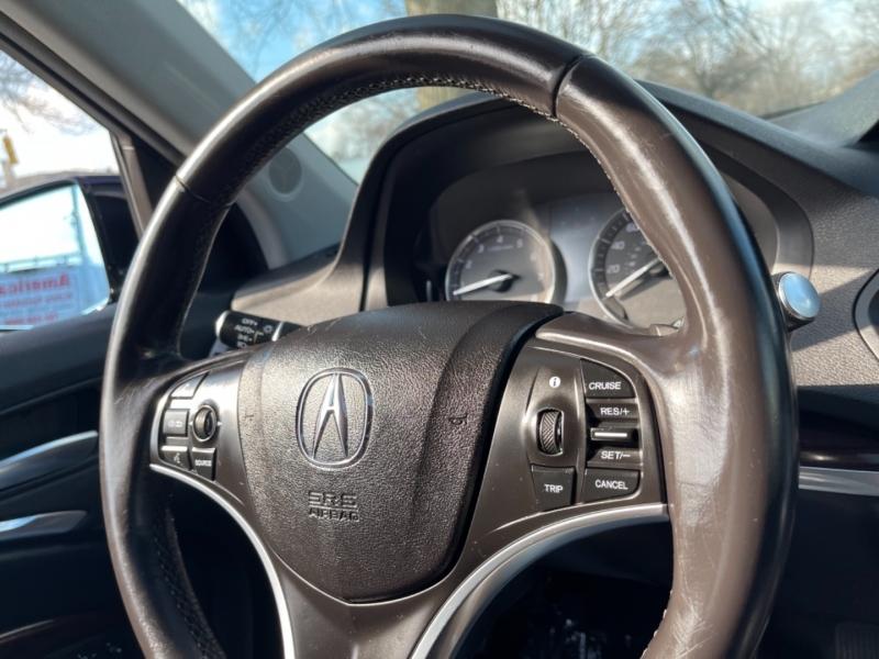 Acura MDX 2014 price $18,999