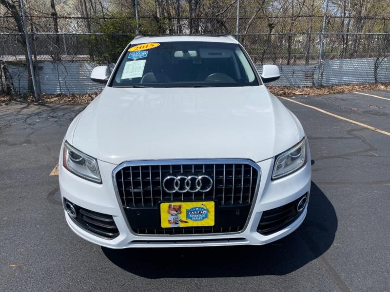 Audi Q5 2015 price $24,999
