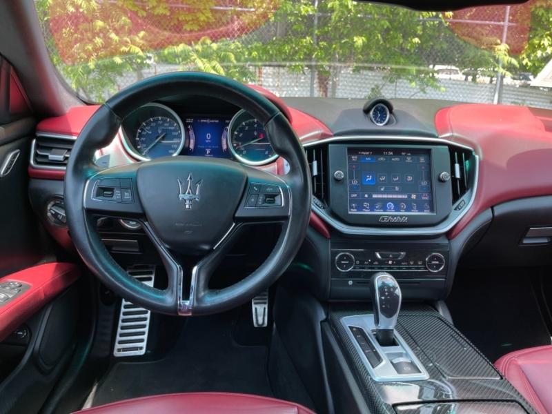 Maserati Ghibli 2015 price $29,999