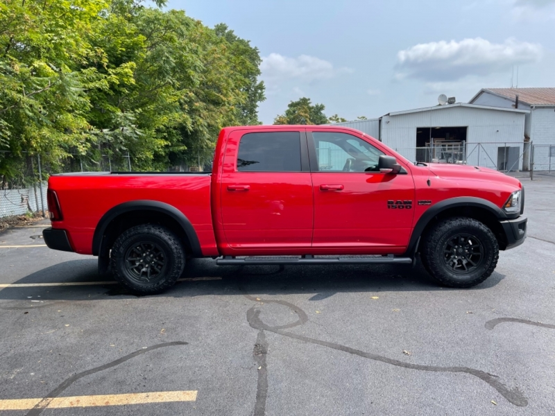 RAM 1500 2017 price $34,999