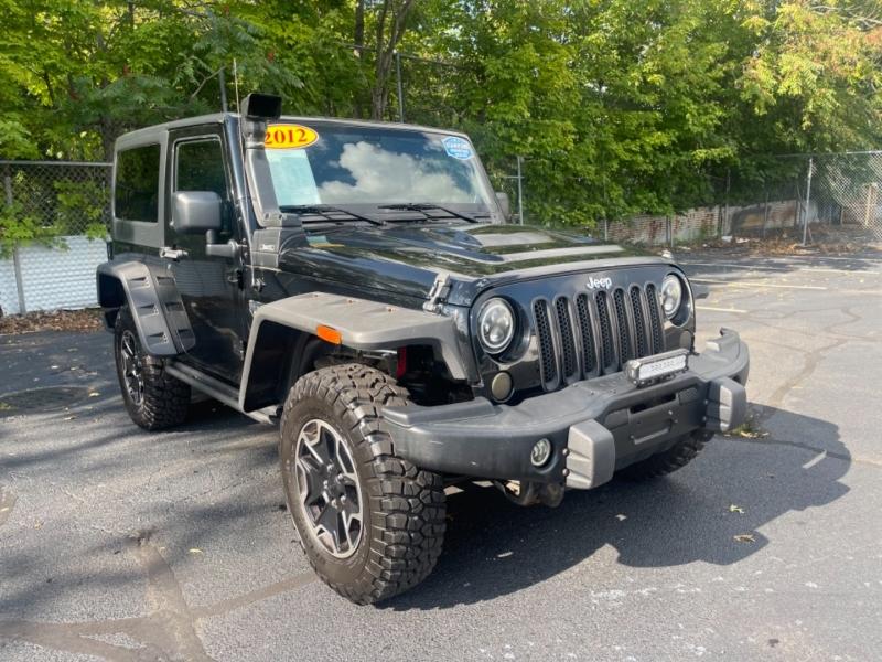 Jeep Wrangler 2012 price $28,999