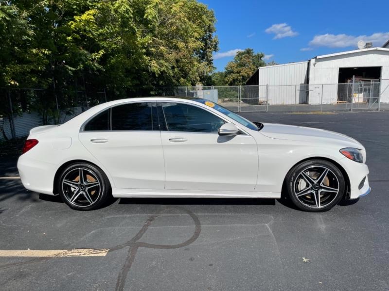 Mercedes-Benz C-Class 2015 price $24,999