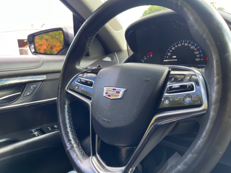 Cadillac ATS Coupe 2016 price $19,999