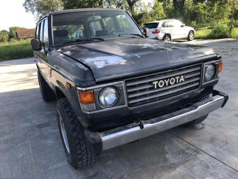 TOYOTA LAND CRUISER 1987 price $6,996 Cash