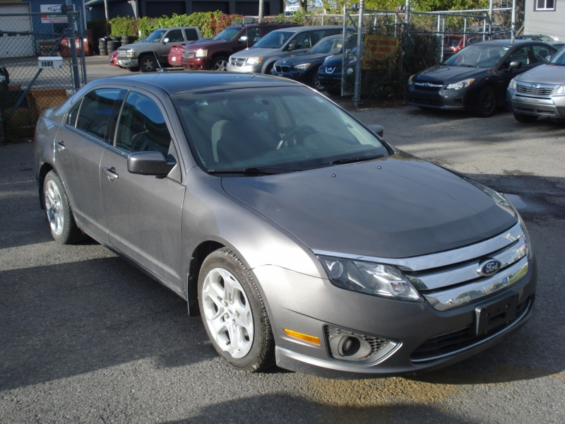 Ford Fusion 2011 price $6,990