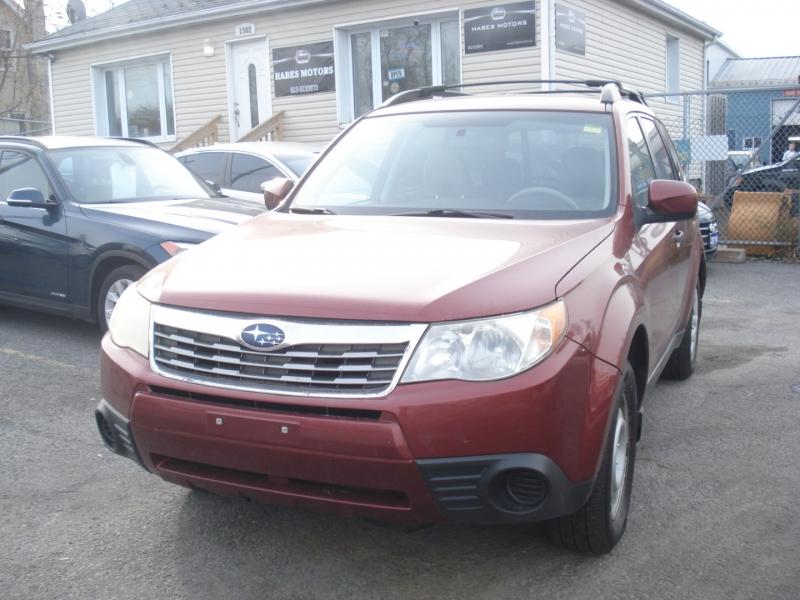 Subaru Forester 2010 price $5,990