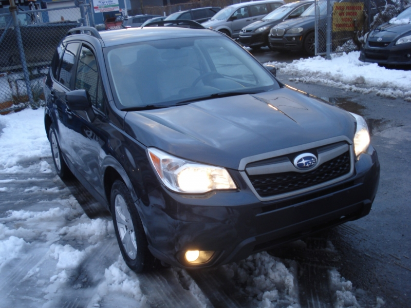 Subaru Forester 2014 price $9,990