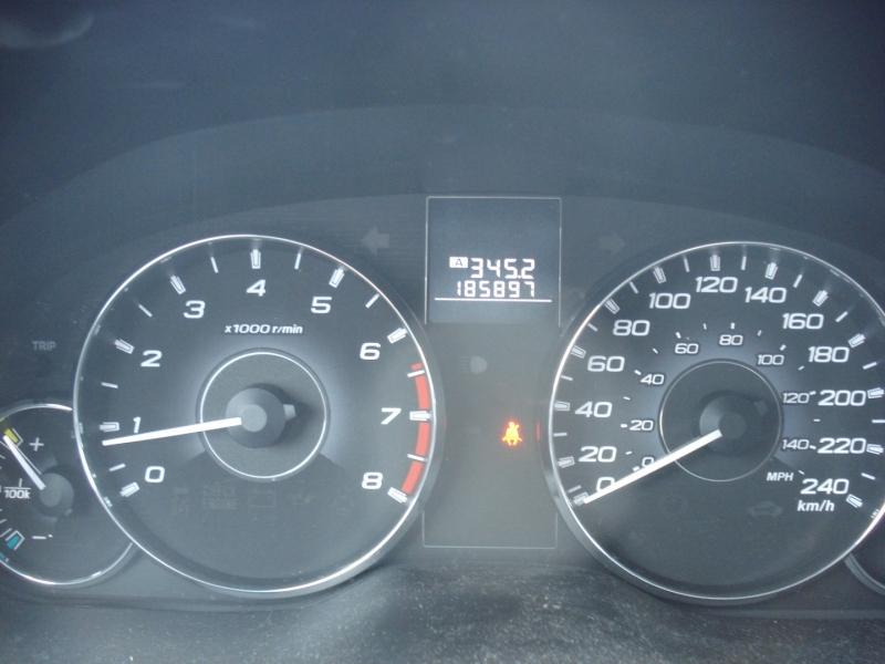 Subaru Outback 2011 price $7,490