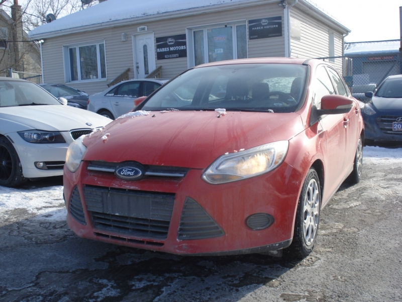 Ford Focus 2014 price $7,490