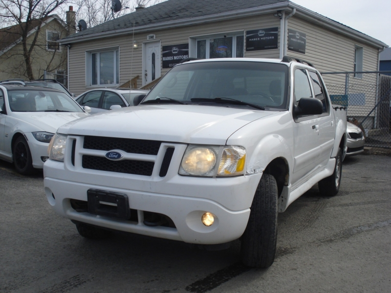 Ford Explorer Sport Trac 2004 price $3,990