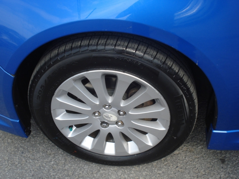 Subaru Impreza Wagon 2009 price $5,990