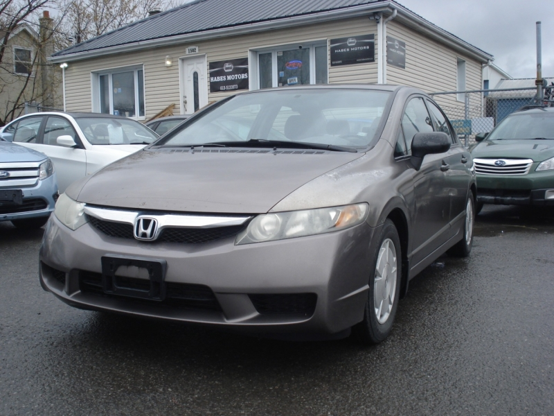 Honda Civic Sdn 2010 price $5,550