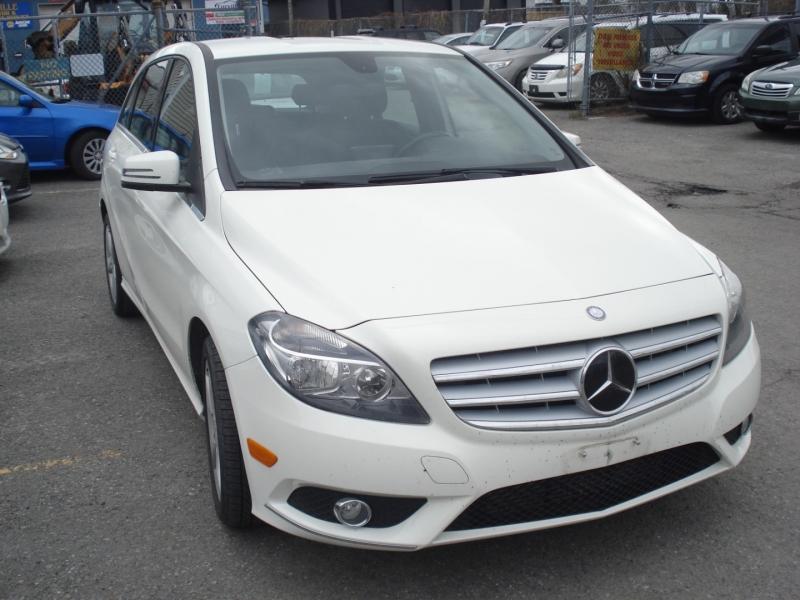 Mercedes-Benz B-Class 2014 price $9,990