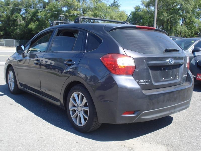 Subaru Impreza Wagon 2013 price $9,990