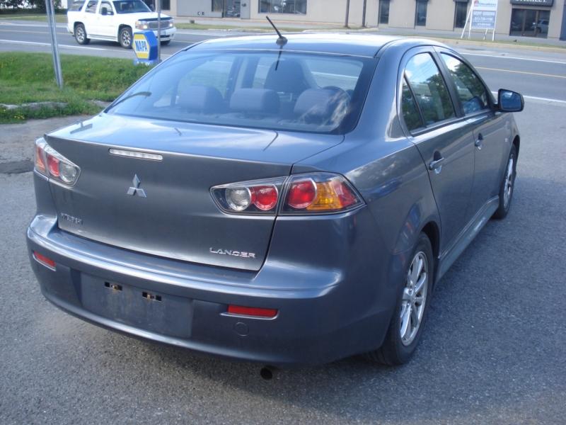 Mitsubishi Lancer 2011 price $7,990