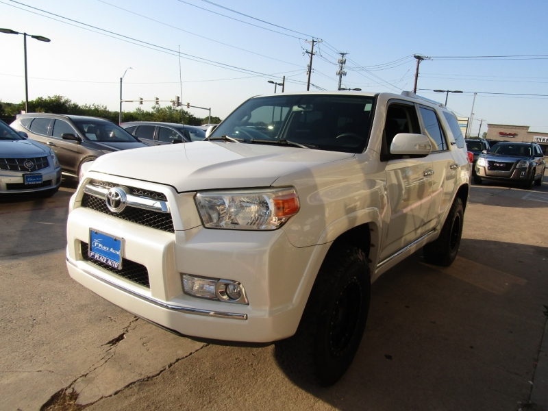 Toyota 4Runner 2012 price CALL FOR PRICE