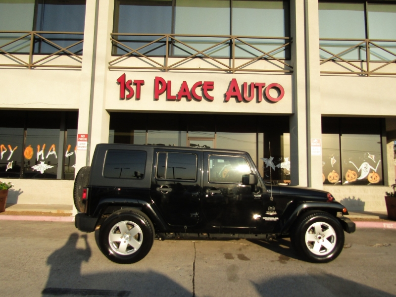 Jeep Wrangler Unlimited 2010 price CALL FOR PRICE