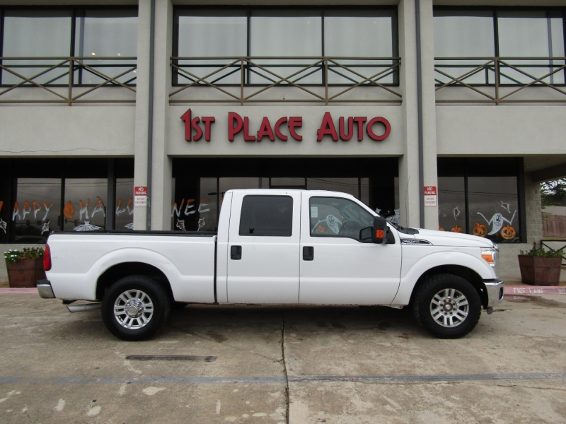 Ford Super Duty F-250 SRW 2012 price CALL FOR PRICE