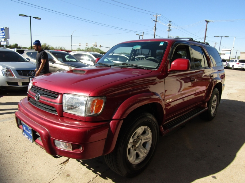 Toyota 4Runner 2002 price CALL FOR PRICE