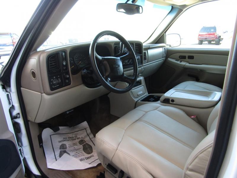 Chevrolet Suburban 2002 price CALL FOR PRICE