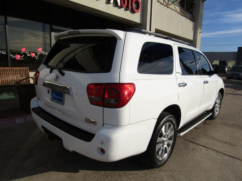 Toyota Sequoia 2008 price CALL FOR PRICE
