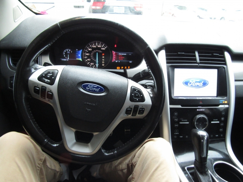 Ford Edge 2012 price CALL FOR PRICE