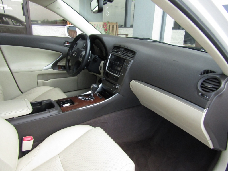 Lexus IS 250 2012 price CALL FOR PRICE
