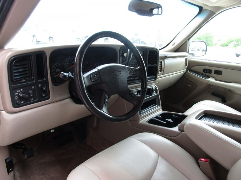 Chevrolet Tahoe 2003 price CALL FOR PRICE