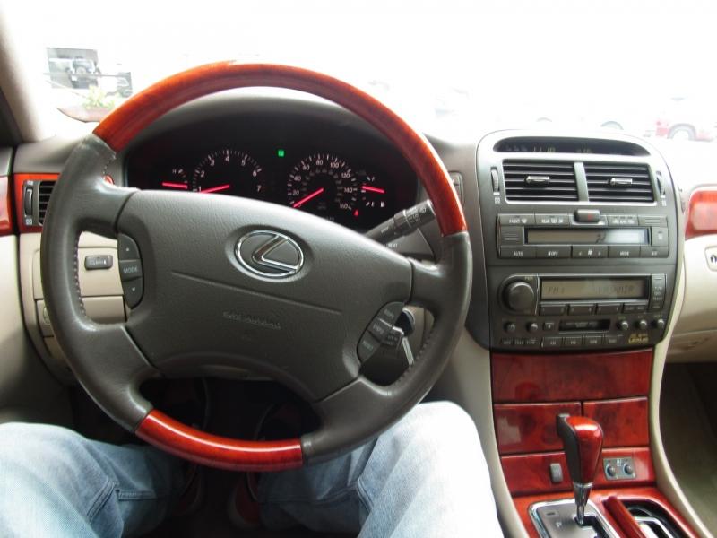 Lexus LS 430 2003 price CALL FOR PRICE
