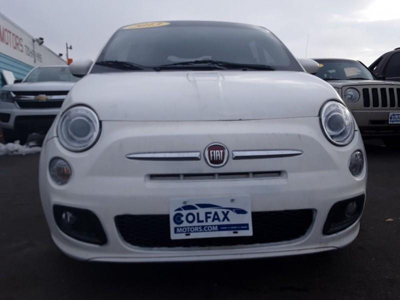 FIAT 500 2013 price $6,500