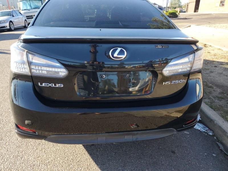 Lexus HS 250h 2010 price $8,900